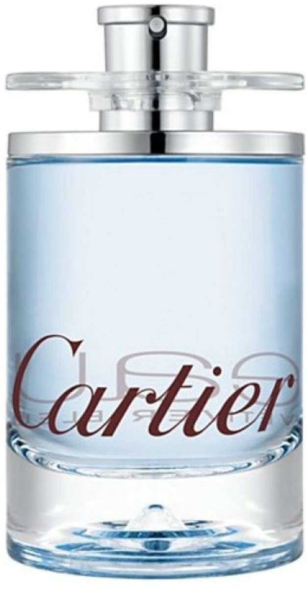 Eau de toilette - Eau de Cartier Vétiver Bleu - 100 ml