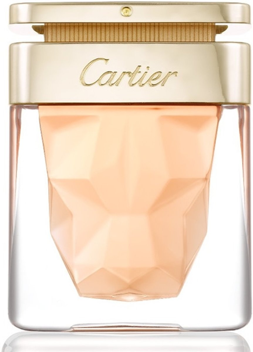 MULTI BUNDEL 2 stuks Cartier La Panthere Eau De Perfume Spray 50ml