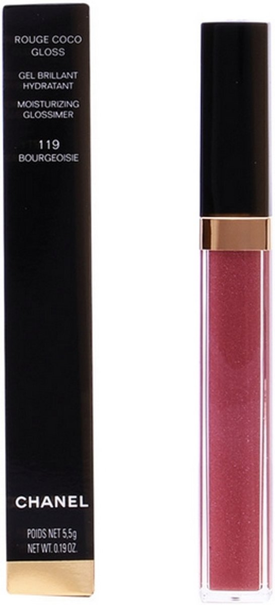 Lipgloss Rouge Coco Chanel