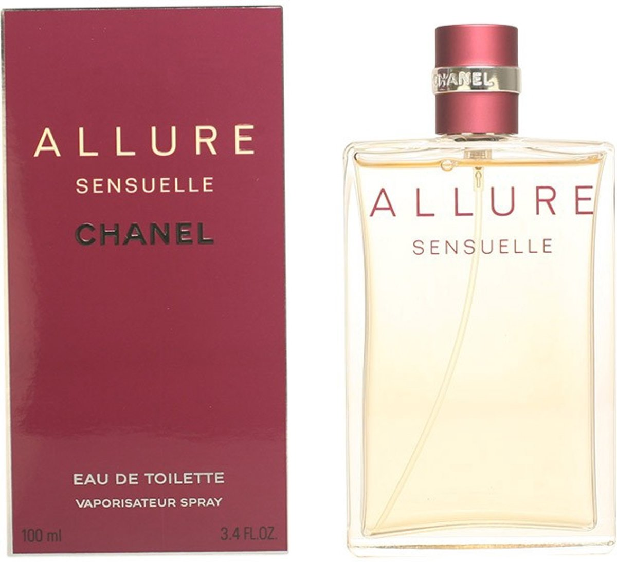 CHANEL ALLURE - 100ML - Eau de toilette