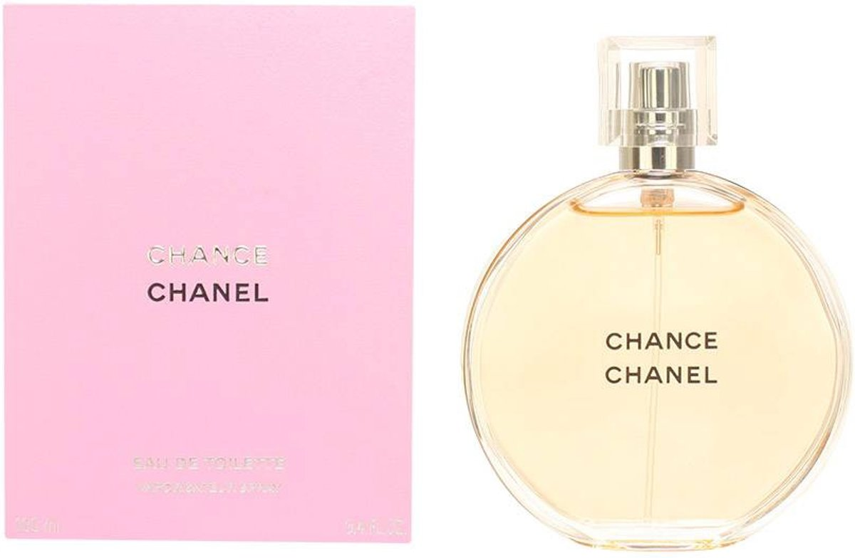CHANEL CHANCE - 100ML - Eau de toilette