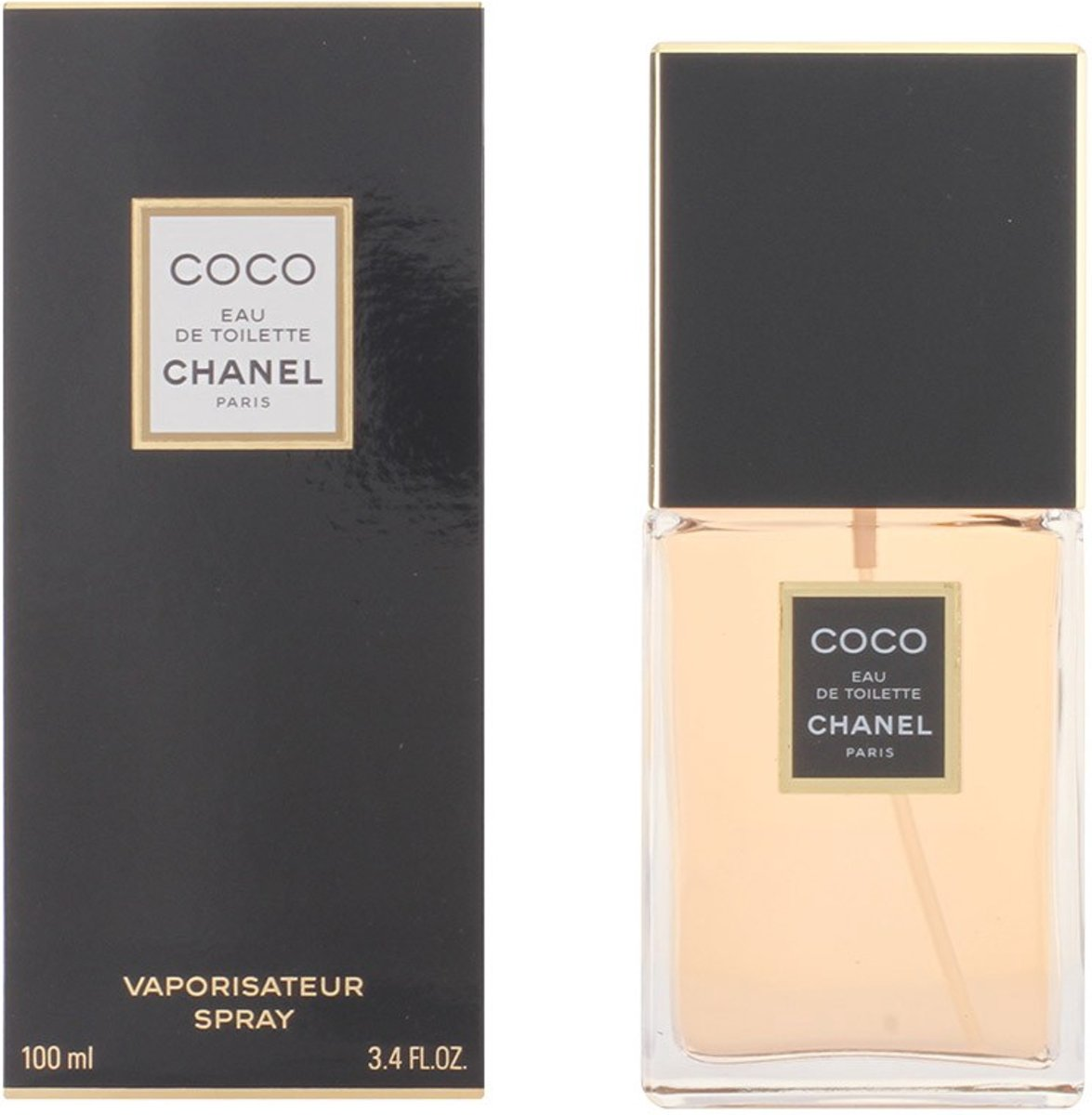 Chanel - COCO - eau de toilette - spray 100 ml