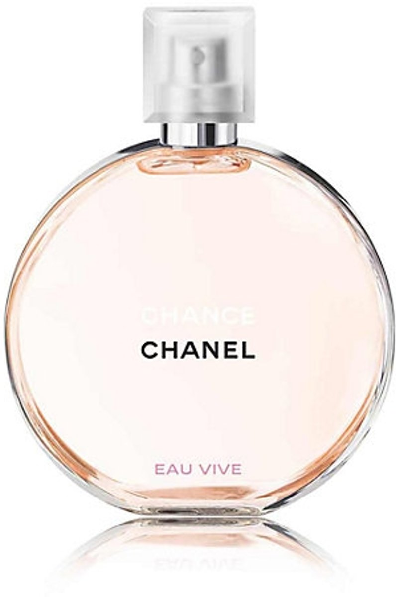Chanel - Eau de toilette - Chance Eau Vive - 100 ml