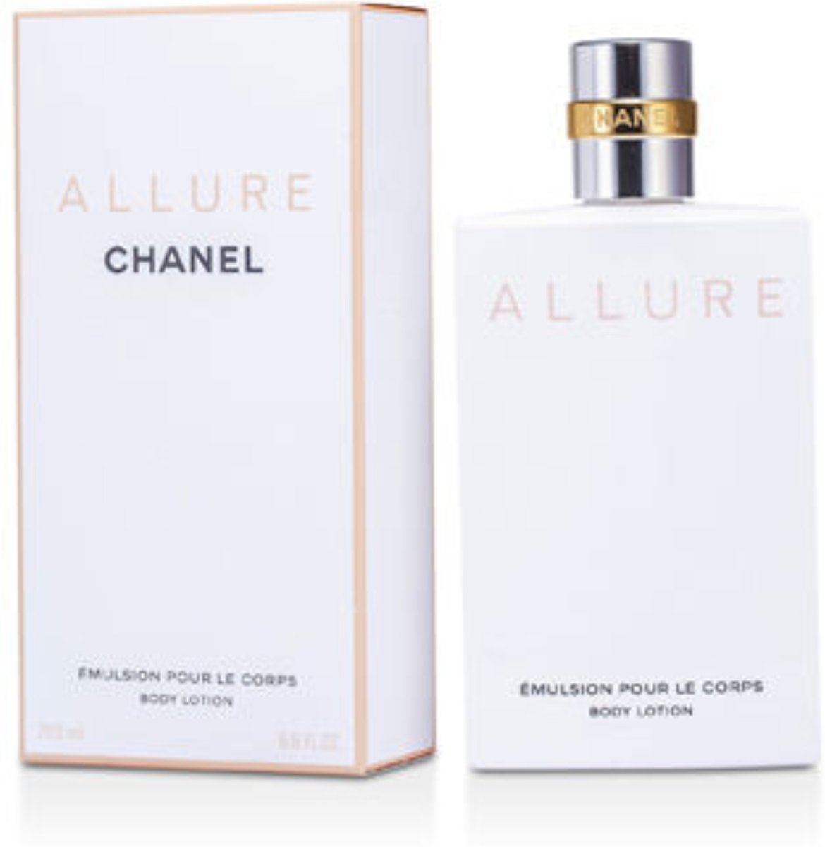 Chanel Allure - 200 ml - bodylotion