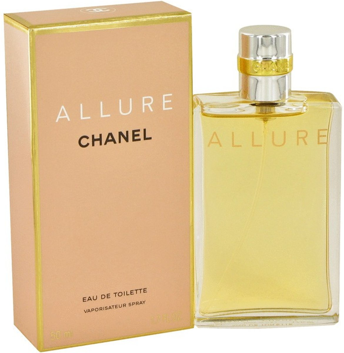 Chanel Allure - 50 ml - Eau de toilette