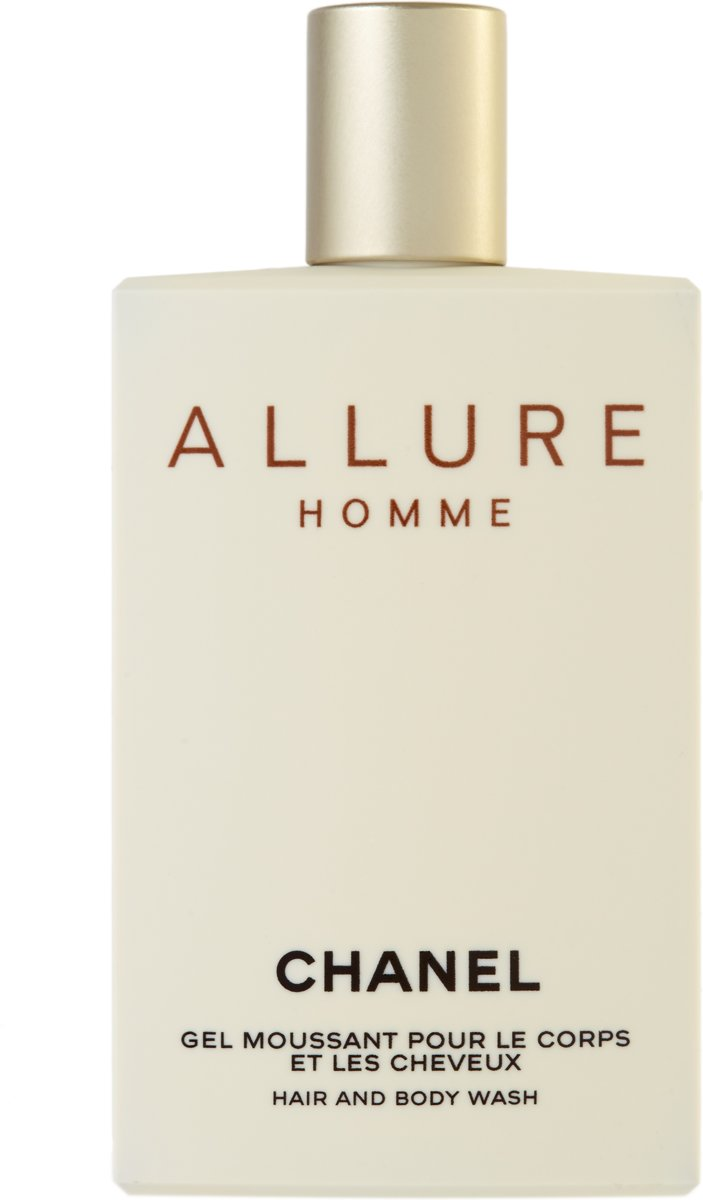 Chanel Allure Homme Hair & Body Wash -  200 ml - Douchegel