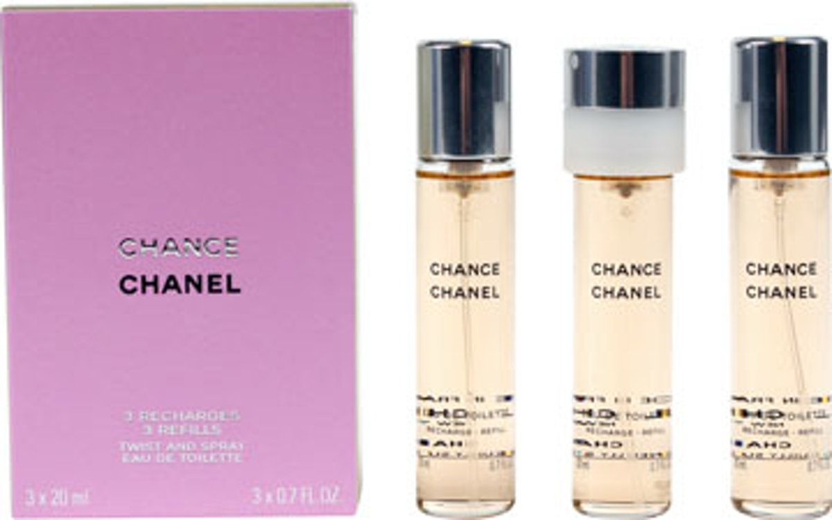 Chanel Chance - 200 ml - Douchegel
