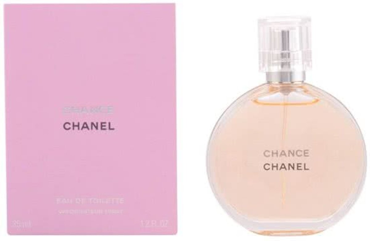 Chanel Chance - 35 ml - eau de toilette spray