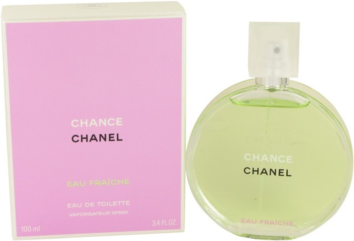 Chanel Chance Eau Fraiche Eau de Toilette Spray 100 ml