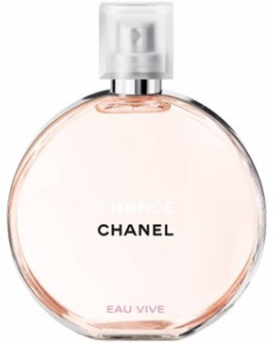 Chanel Chance Eau Vive Eau de Toilette Spray 50 ml