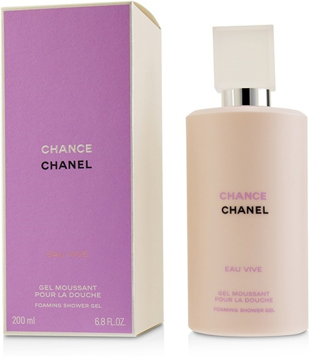 Chanel Chance Eau Vive Shower Gel 200ml