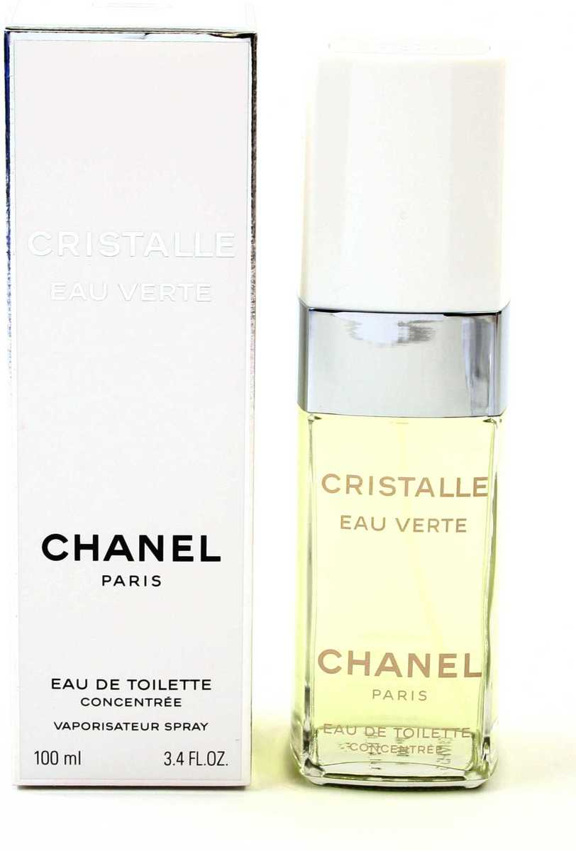 Chanel Cristalle Eau Verte Spray - 100 ml – Eau de toilette