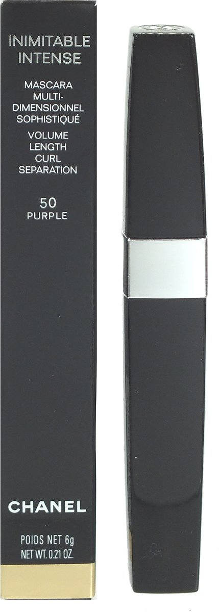 Chanel Inimitable Intense Mascara - 50 Purple - 6 g