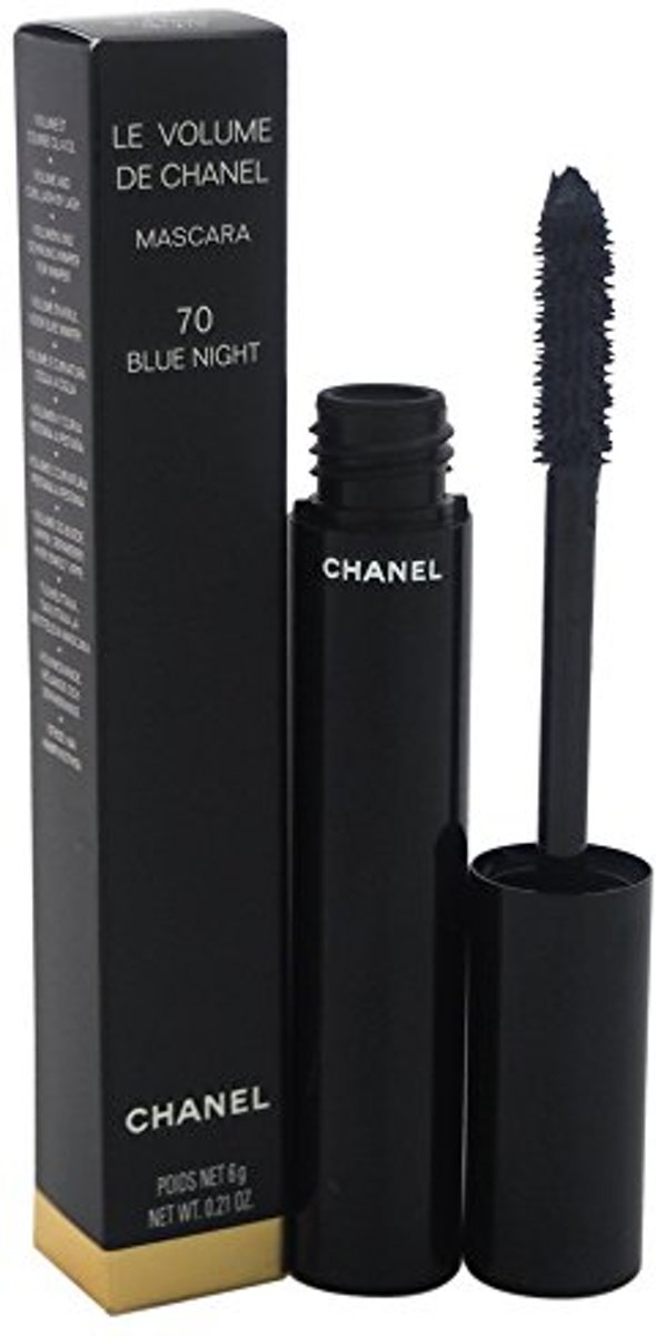 Chanel Le Volume De Chanel Mascara - 70 Blue Night