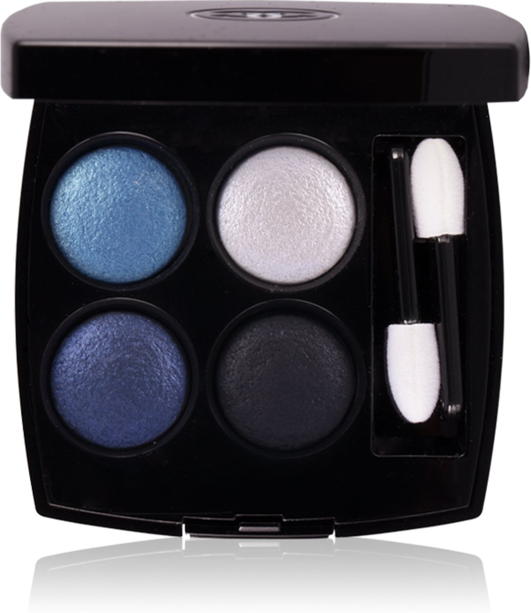 Chanel Les 4 Ombres Multi-Effect Quadra Eyeshadow - 244 Tissé Jazz - 2 g - oogschaduw palette