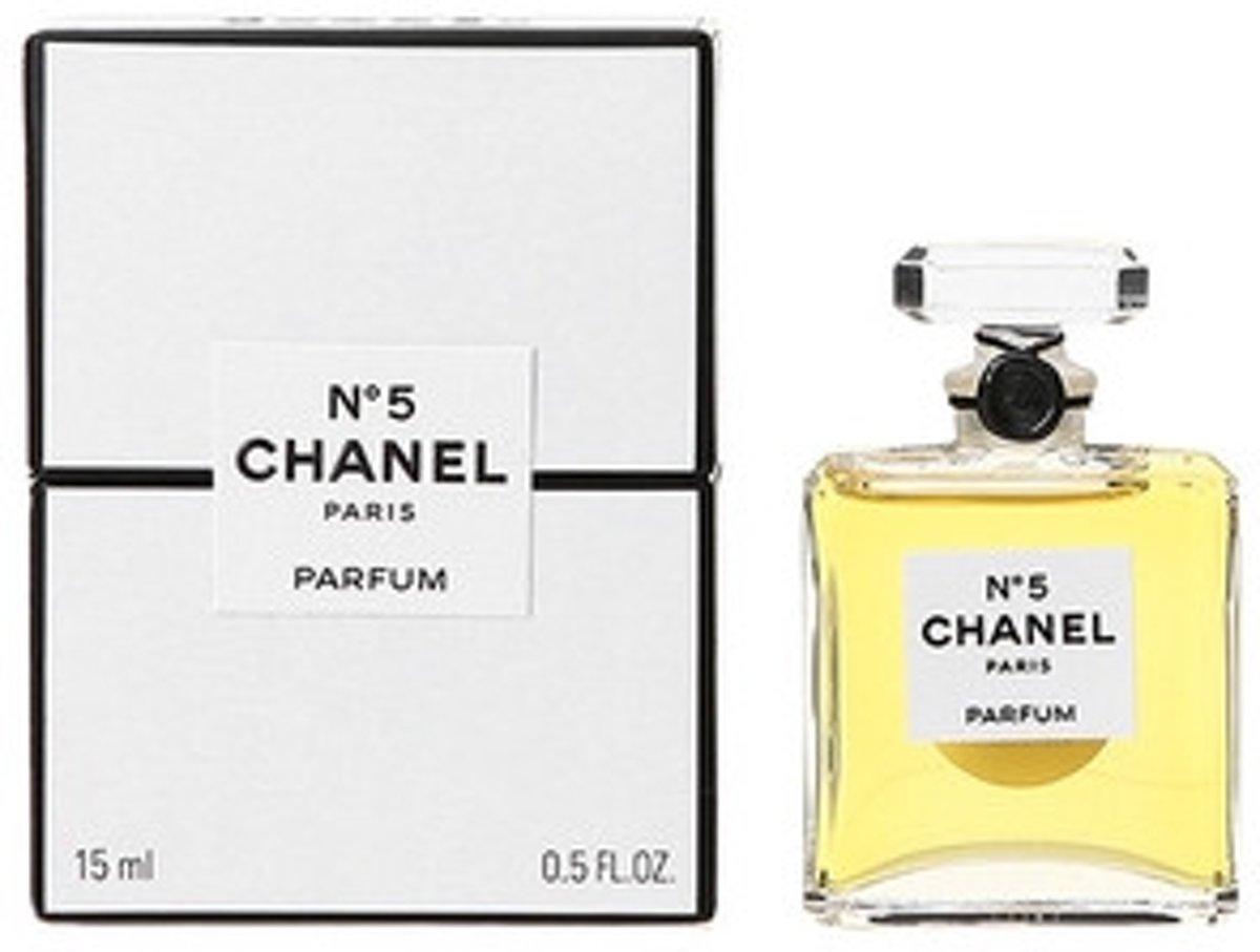 chanel n 5 15 ml parfum 3145891200508 prijs. Black Bedroom Furniture Sets. Home Design Ideas