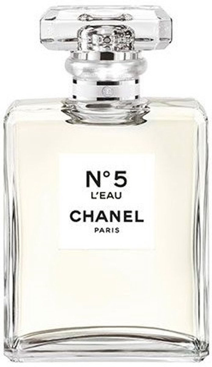 Chanel N°5 No 5 LEau - 50 ml - eau de toilette spray vaporisateur