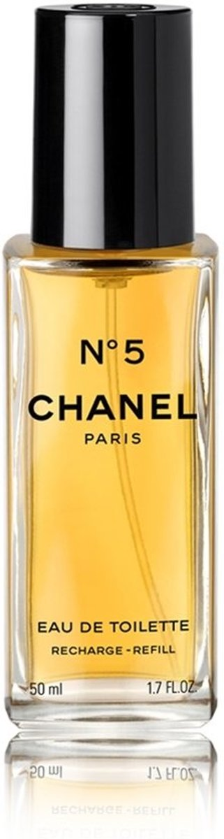 Chanel No 5 - Eau de toilette - 50 ml - Refill