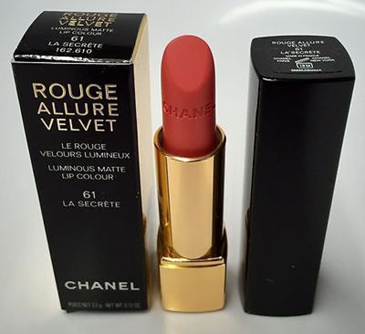 Chanel Rouge Allure Velvet Lumin. Matte Lip Colour 3.5 gr