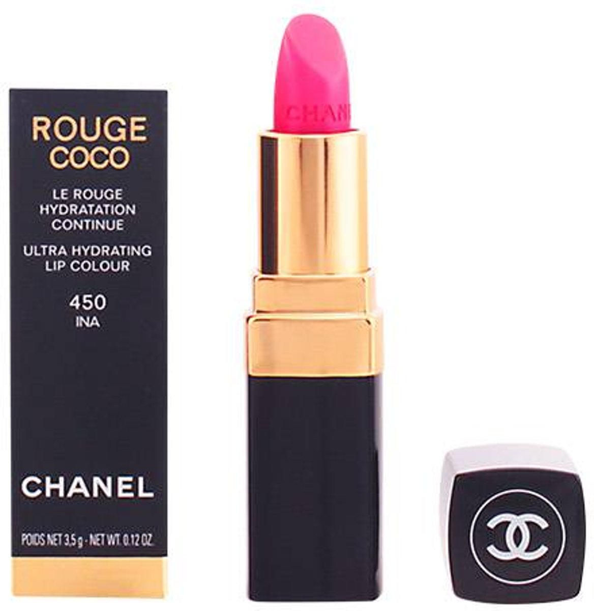 Chanel Rouge Coco Ultra Hydrating Lip Colour 3.5 gr
