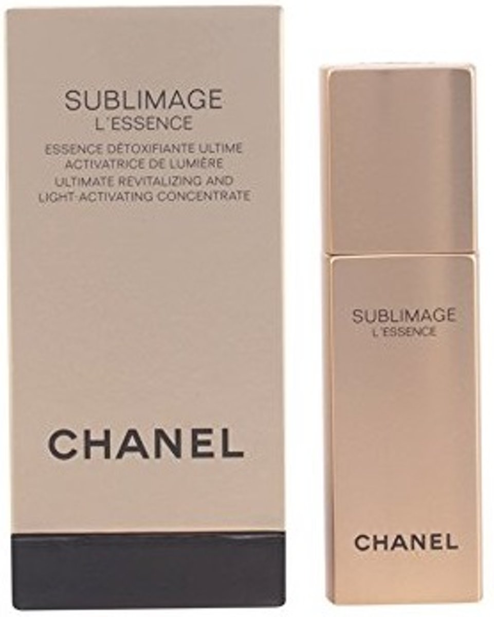 Chanel Sublimage LEssence Ultimate Revitalizing And Light-Activating Concentrate - 30 ml