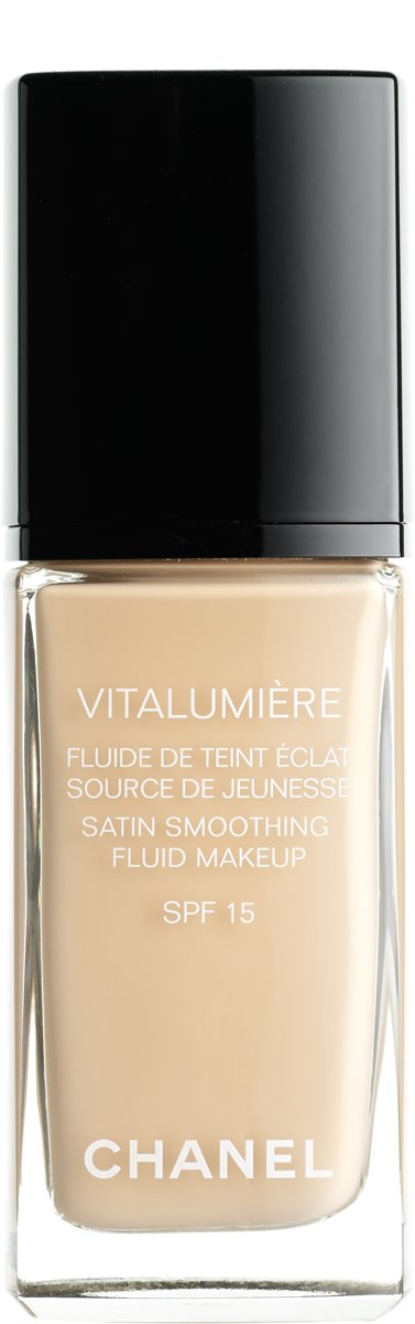 Chanel Vitalumiere Satin Smoothing Fluid SPF15 30 ml