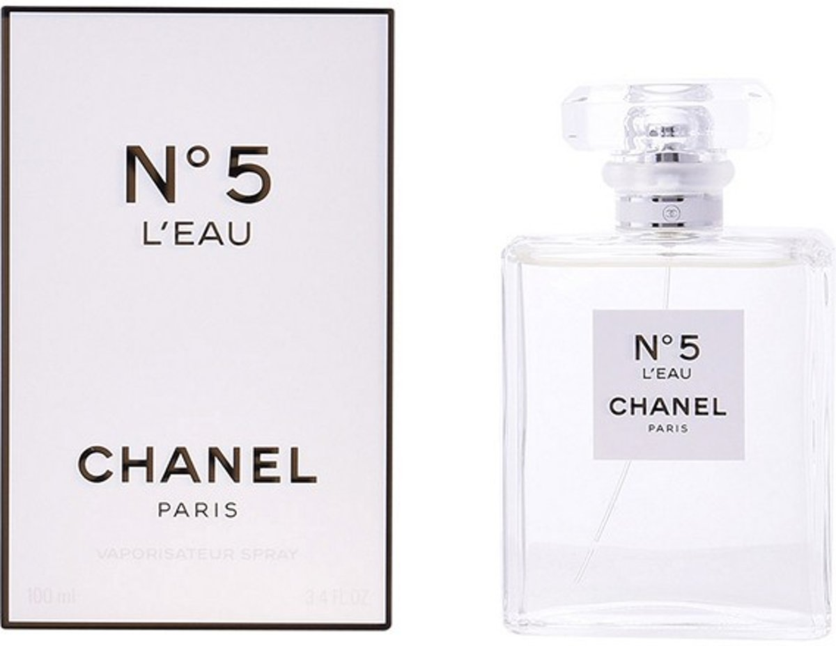 Damesparfum Nº5 Leau Chanel EDT