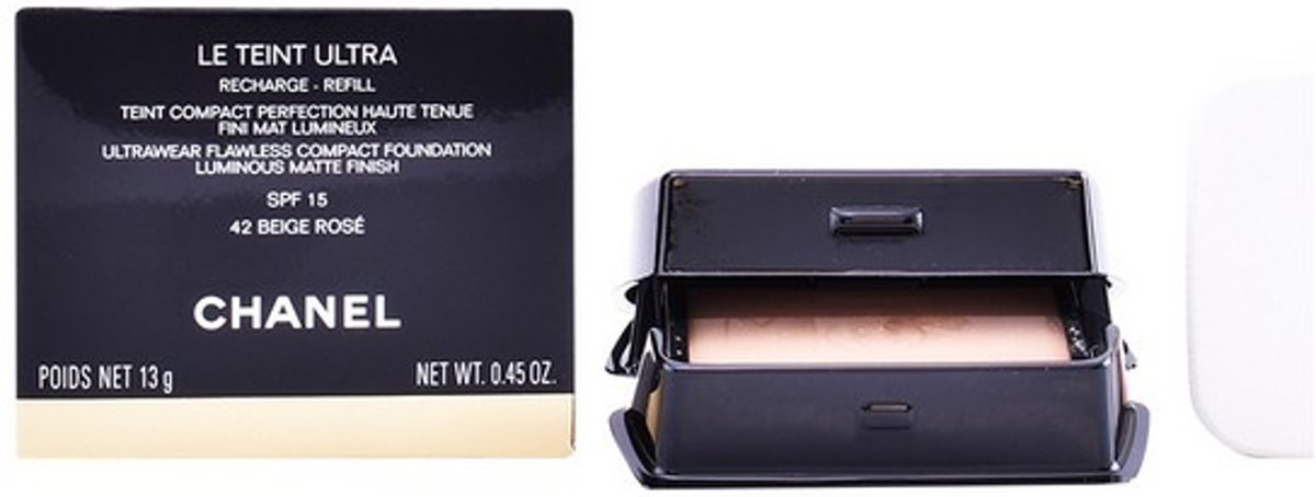 Hervulling voor Foundation Makeup Le Teint Ultra Chanel