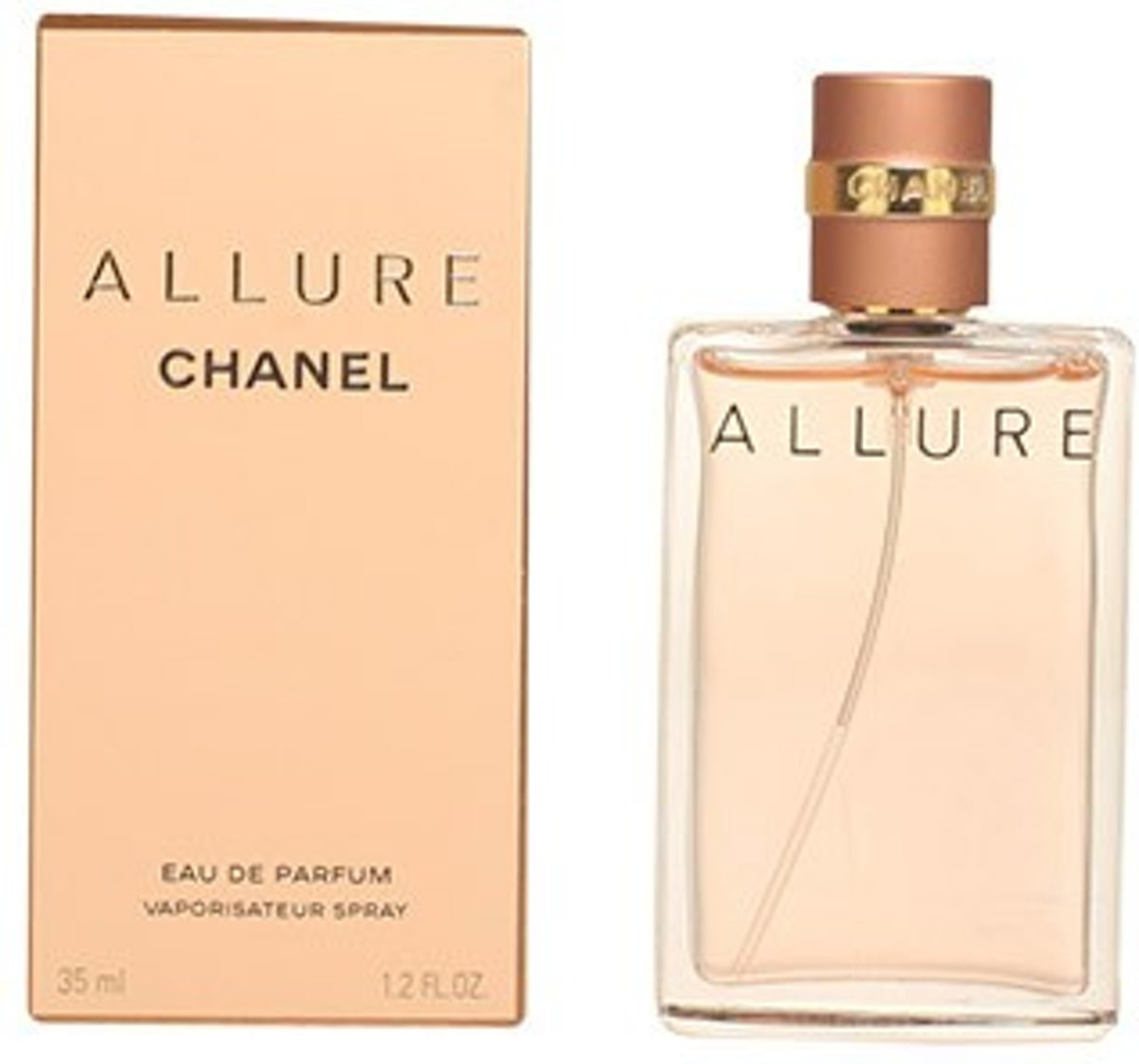 MULTI BUNDEL 2 stuks ALLURE Eau de Perfume Spray 35 ml