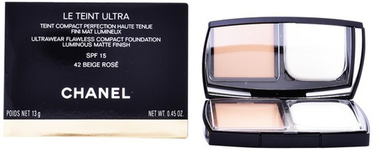 Make-up Foundation Le Teint Ultra Chanel
