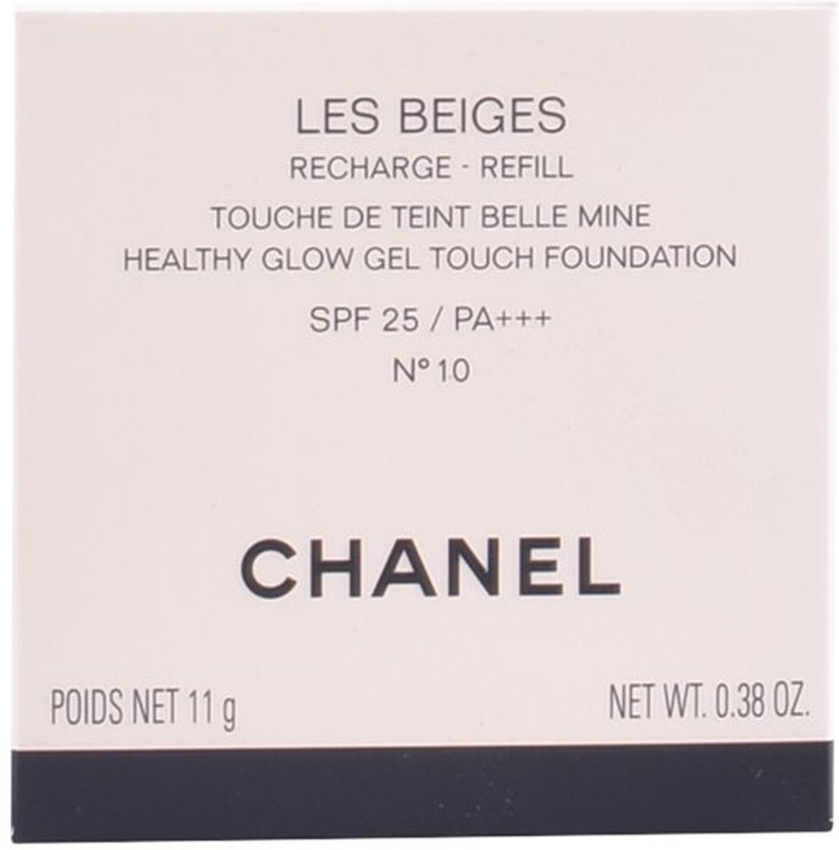 Make-up Foundation Les Beiges Chanel Spf 25