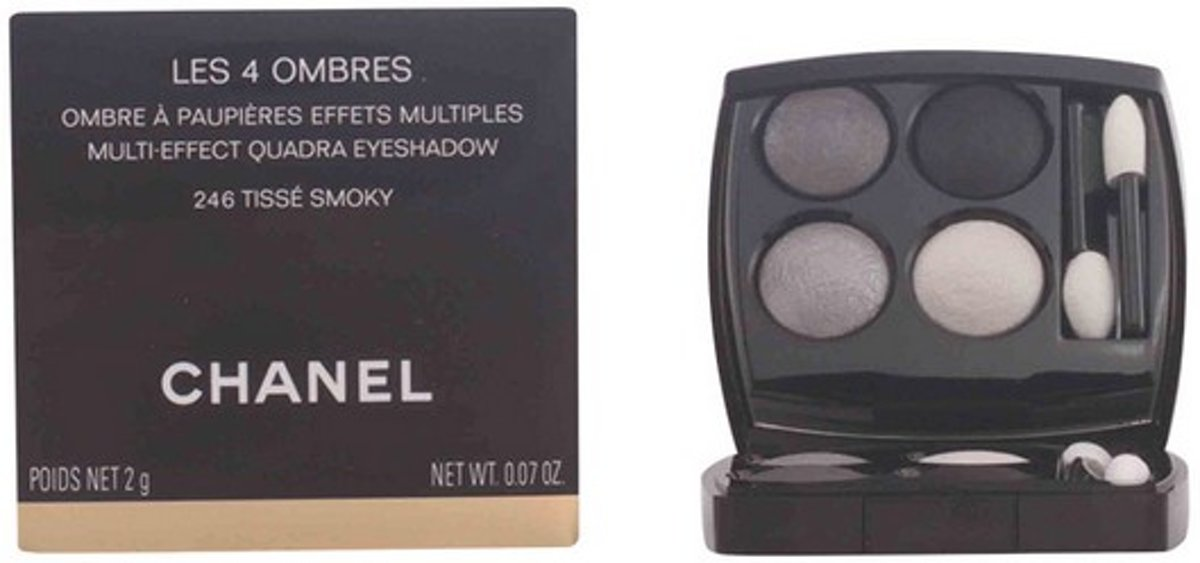 Oogschaduw Palet Les 4 Ombres Chanel