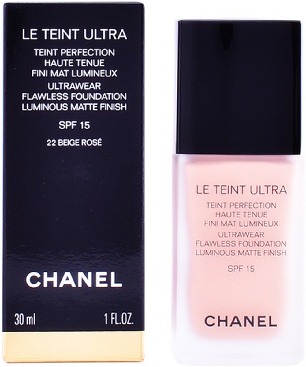 Vloeibare Foundation Make-up Le Teint Ultra Chanel
