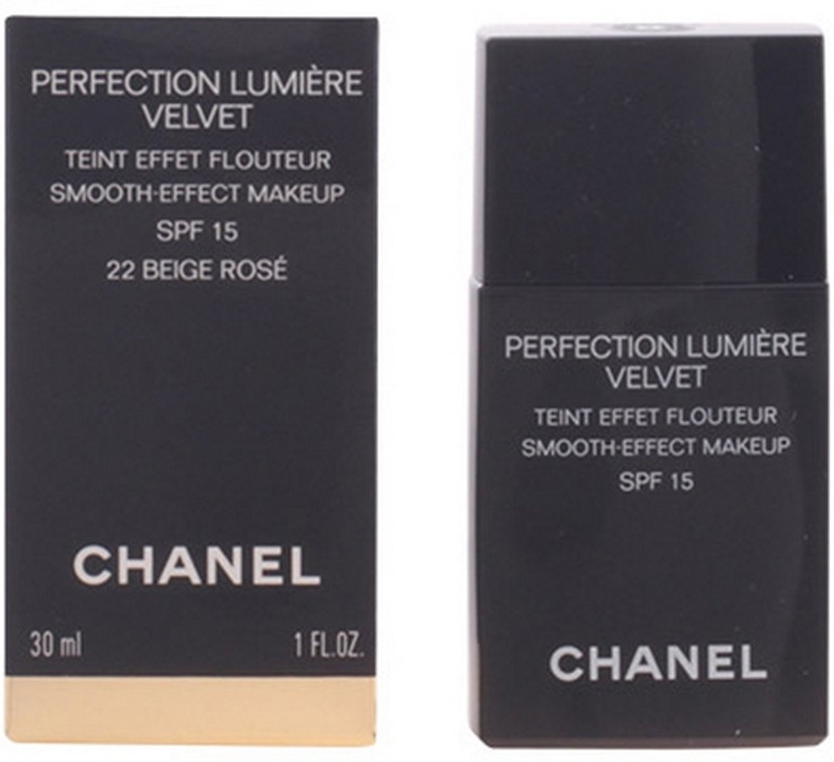 Vloeibare Make-up Perfection Lumiere Velvet Chanel