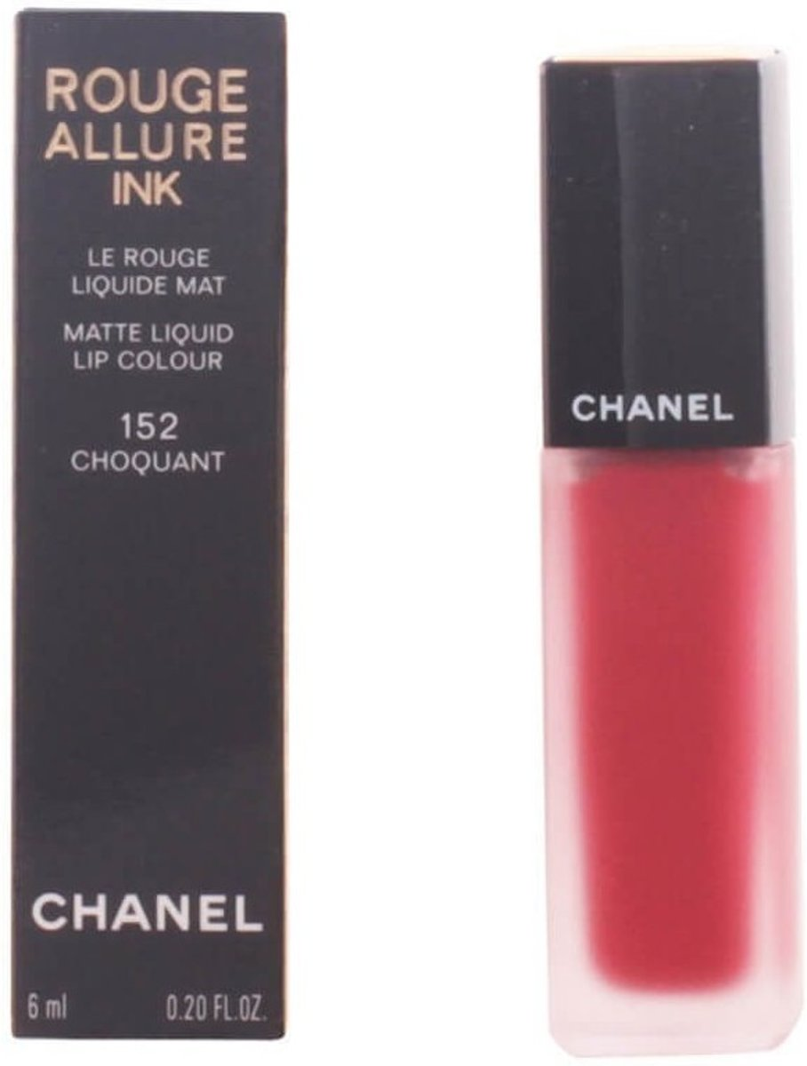 rouge allure ink lip colour 152 choquant 6 ml