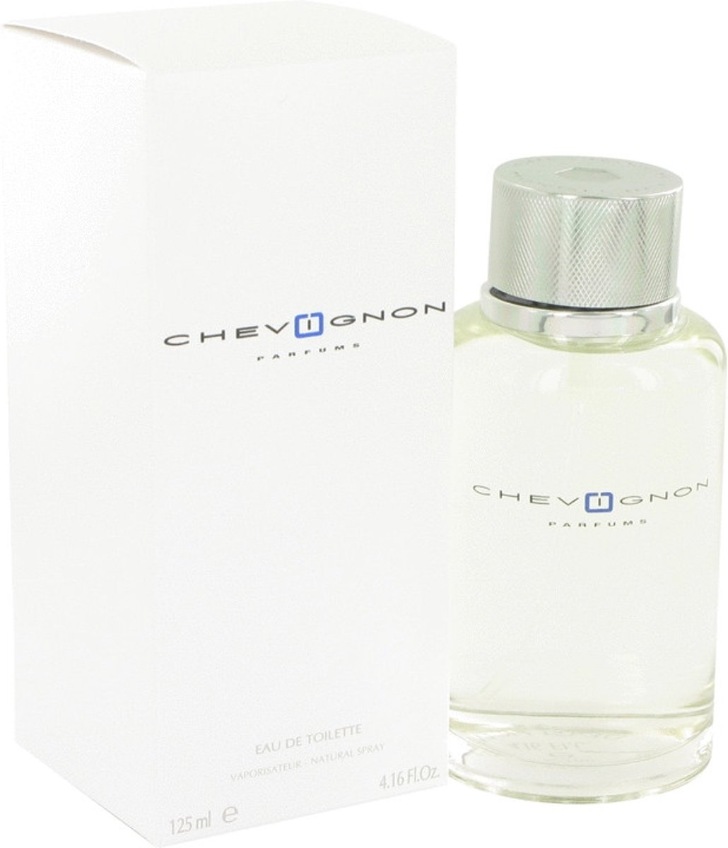 CHEVIGNON PARFUMS EdT Spray 125 ml