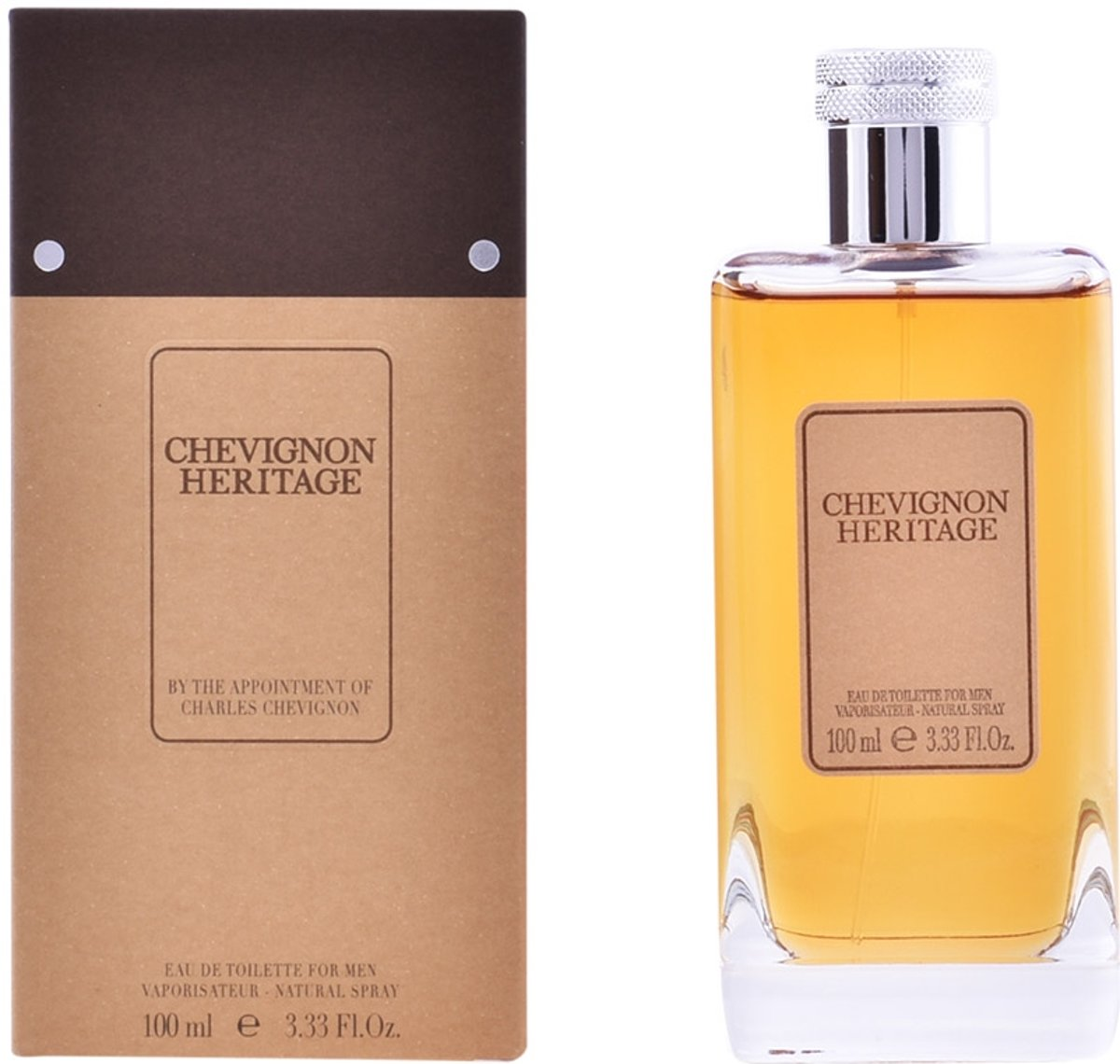 Chevignon Heritage Eau De Toilette Spray 100ml