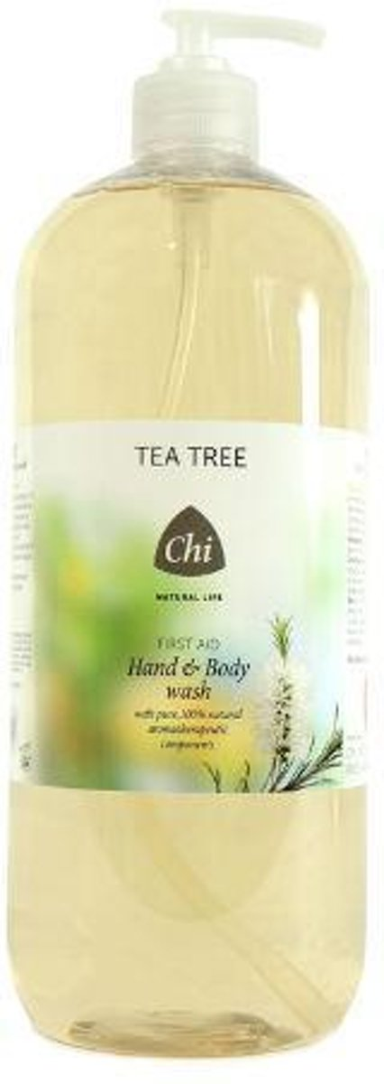 Chi Tea Tree / Eerste Hulp Hand & Body Wash