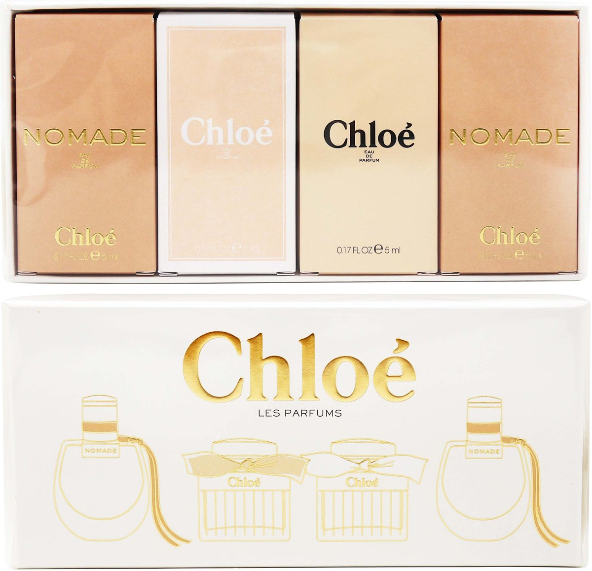 Chloe Le Parfums Set 20ml