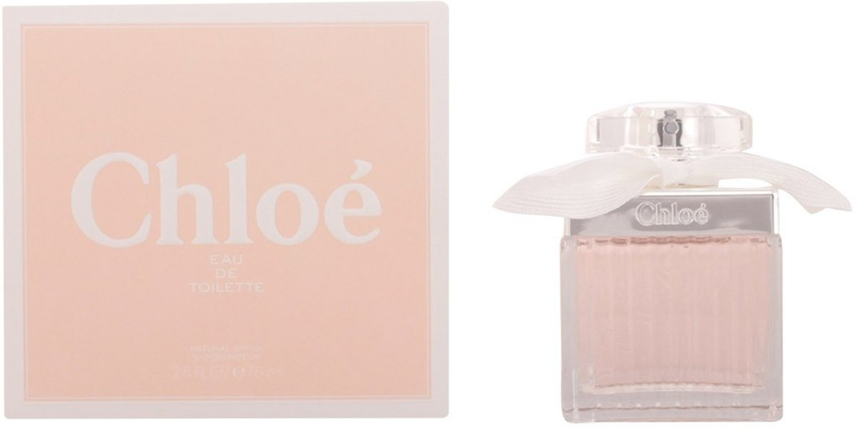MULTI BUNDEL 2 stuks CHLOÉ SIGNATURE Eau de Toilette Spray 75 ml