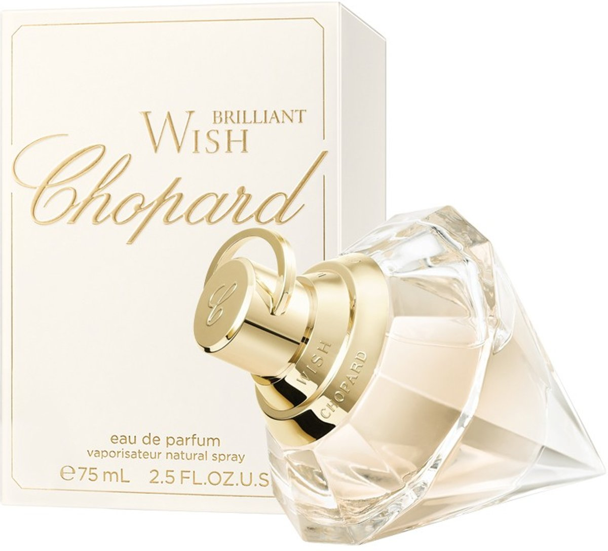 Chopard Brilliant Wish Eau De Parfum 75Ml