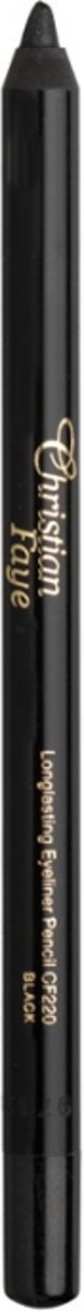 Christian Faye Gel Eyeliner Pencil Eyeliner 1 st. - CF220 - Black