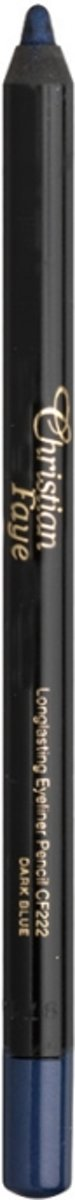 Christian Faye  Gel Eyeliner Pencil  Eyeliner 1 st. - CF222 - Blue