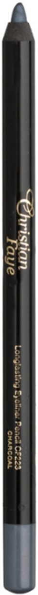 Christian Faye Gel Eyeliner Pencil  Eyeliner 1 st. - CF223 - Charcoal
