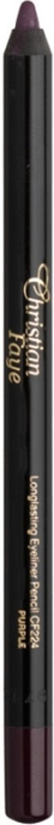 Christian Faye  Gel Eyeliner Pencil  Eyeliner 1 st. - CF224 - Purple