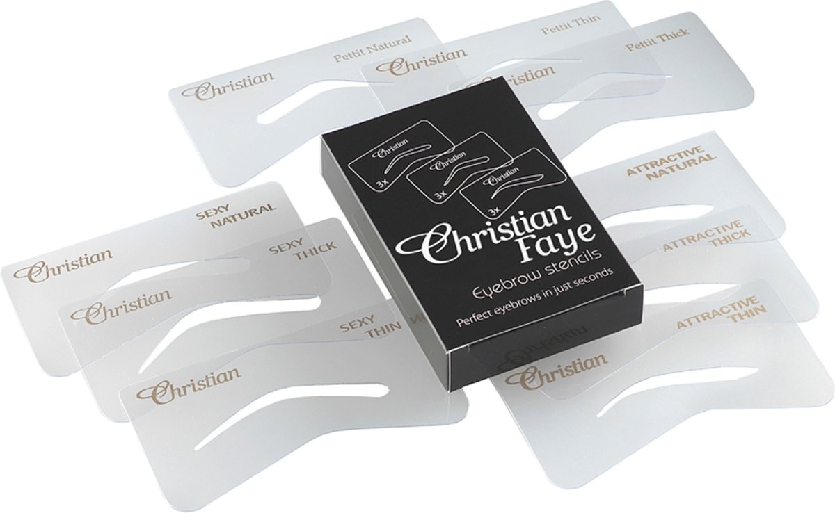 Christin Faye - Stencil set SPA