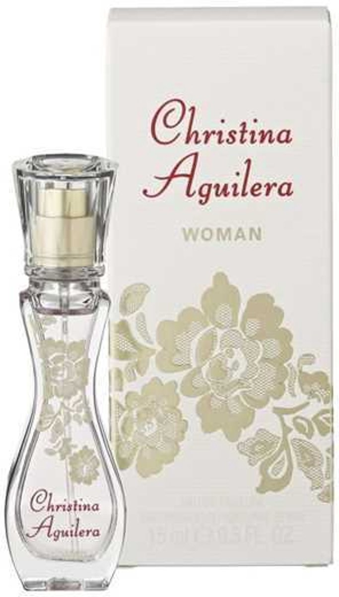 Christina Aguilera - Woman - 15 ml - Eau de Toilette