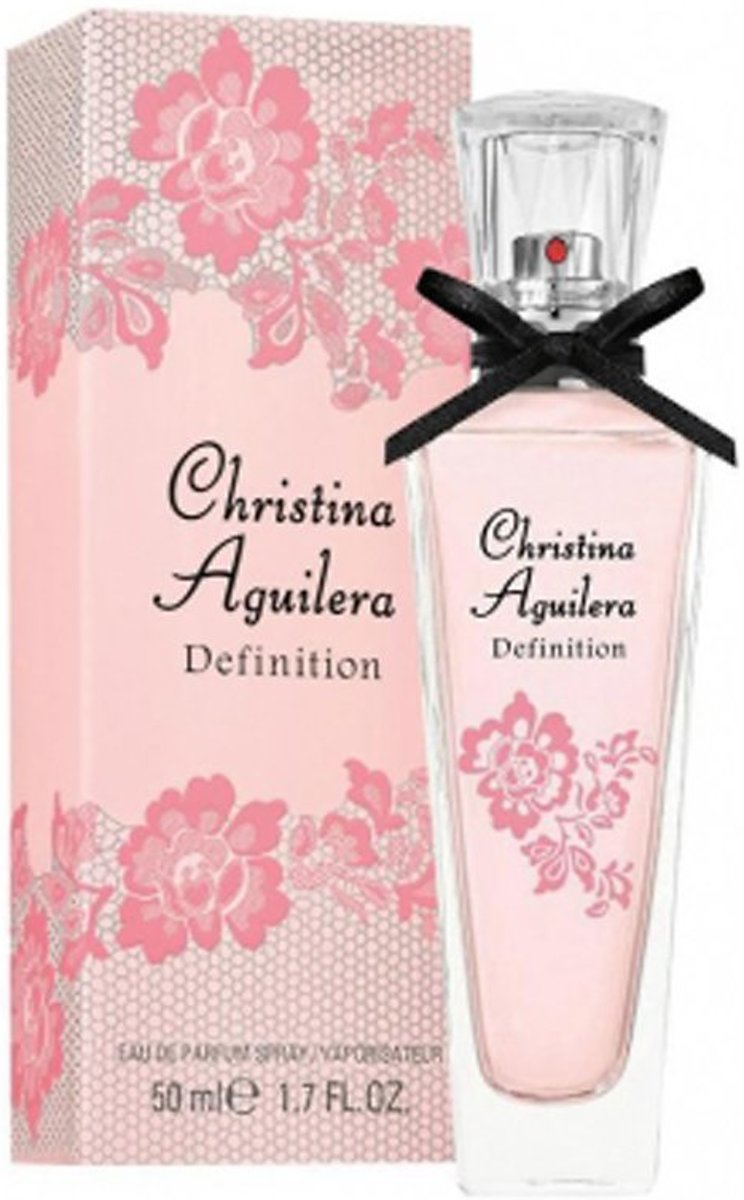 Christina Aguilera Definition Edp Spray 50ml