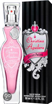 Christina Aguilera Secret Potion - 15 ml - Eau de Parfum