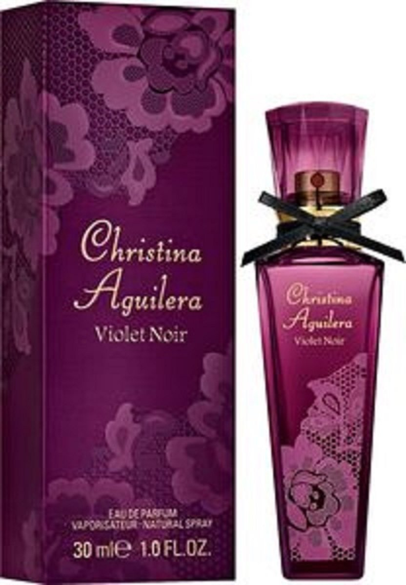 Christina Aguilera Violet Noir Edp Spray 30ml